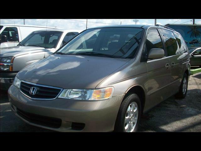 2004 Honda Odyssey Open-top