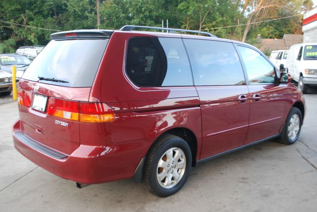 2004 Honda Odyssey 4dr Quad Cab 160.5 DRW 4WD Laramie