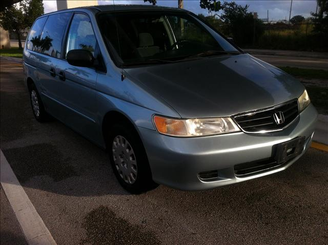 2004 Honda Odyssey Elk Conversion Van