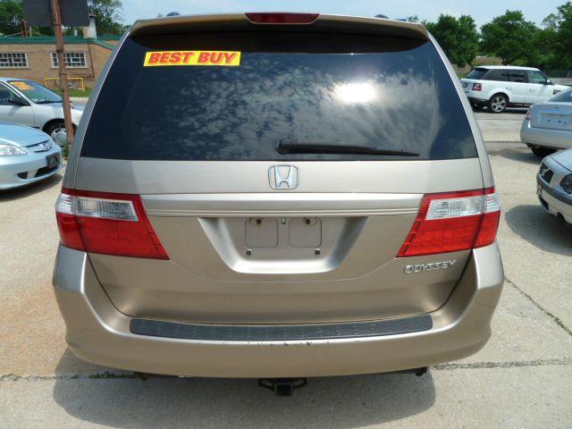 2005 Honda Odyssey Open-top