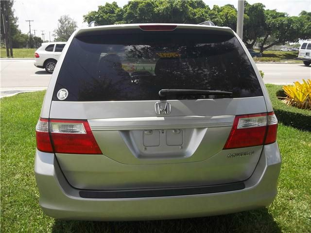 2005 Honda Odyssey EX LWB