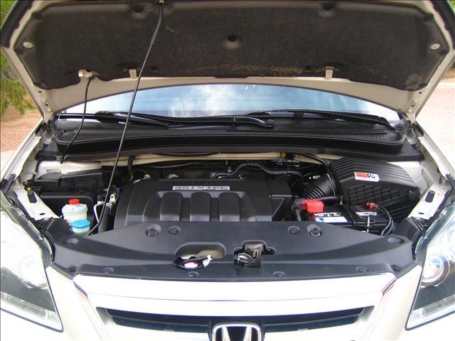 2005 Honda Odyssey 3.5