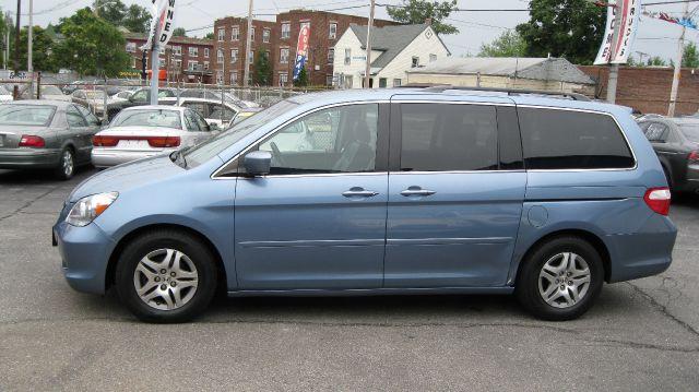 2006 Honda Odyssey REG CAB Flareside 126st