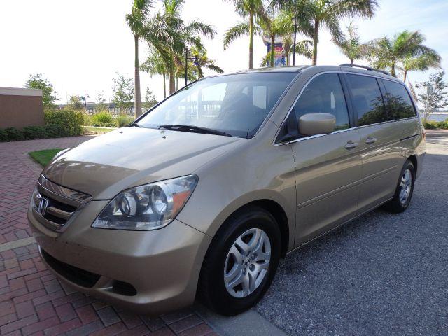 2006 Honda Odyssey LS 2WD