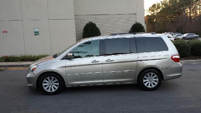 2006 Honda Odyssey RTS 4WD