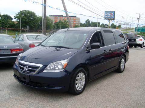 2006 Honda Odyssey Elk Conversion Van