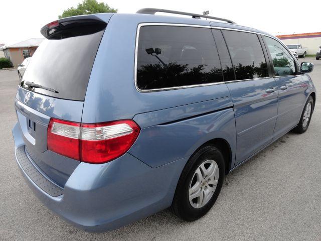 2006 Honda Odyssey Crew Cab 126.0 WB 1SB LS Z85