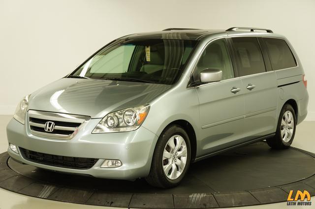 2006 Honda Odyssey 3.5