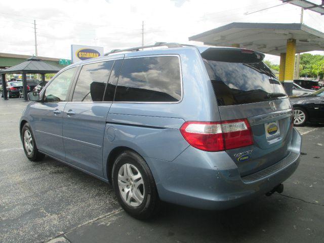 2006 Honda Odyssey 29
