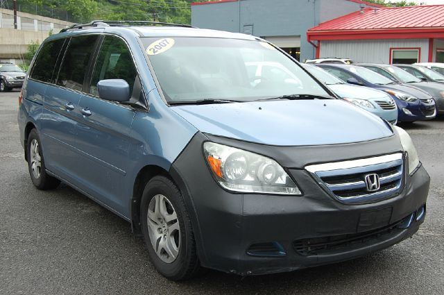 2007 Honda Odyssey Lariat Xl Details Pittsburgh Pa 15210