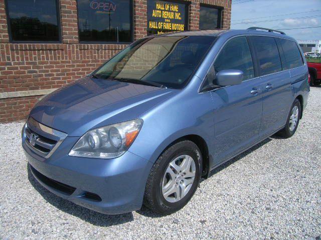 2007 Honda Odyssey Lariat XL