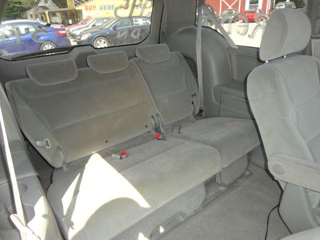 2007 Honda Odyssey Elk Conversion Van