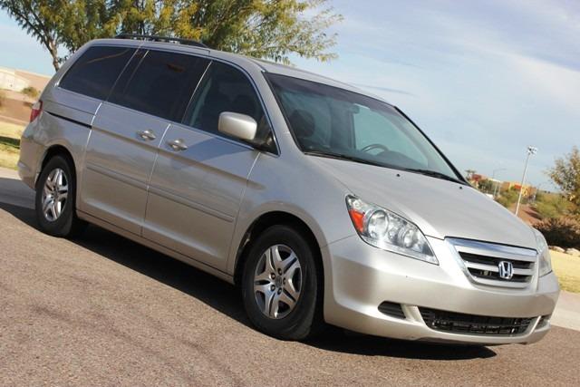 2007 Honda Odyssey AWD SUN ROOF GAS Saver