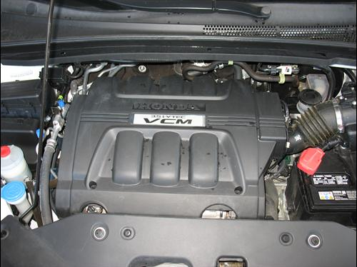 Honda Odyssey 2008