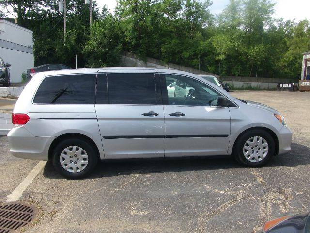 2010 Honda Odyssey Elk Conversion Van