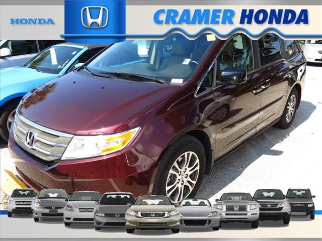 2011 Honda Odyssey Crew Cab 126.0 WB LS Z71