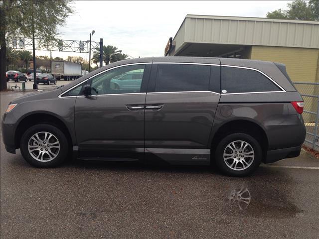 2012 Honda Odyssey EXT CAB 143.5 WB Denali