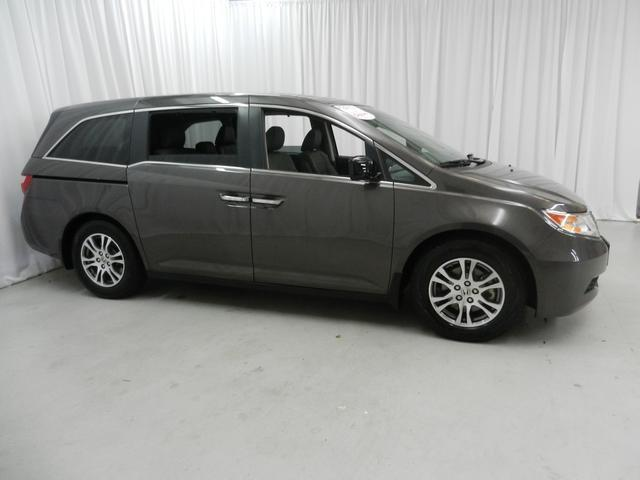 2012 Honda Odyssey Unknown
