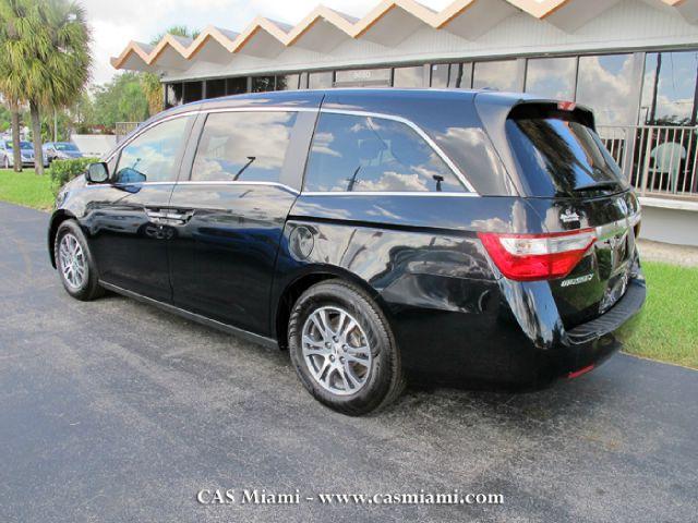 2012 Honda Odyssey LS 2WD