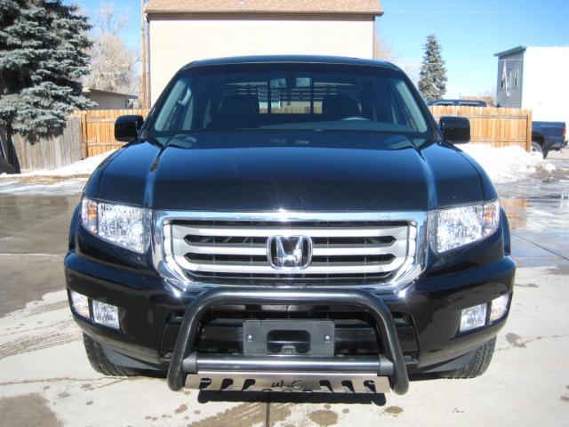 2012 Honda Ridgeline M9DV