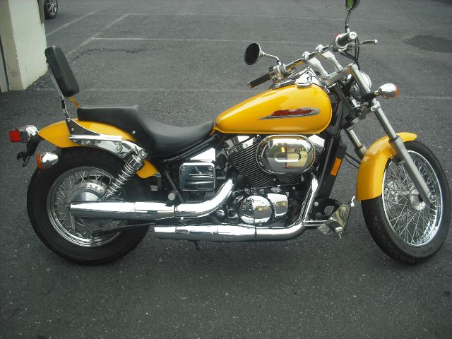 2002 Honda Shadow 750 Spirit