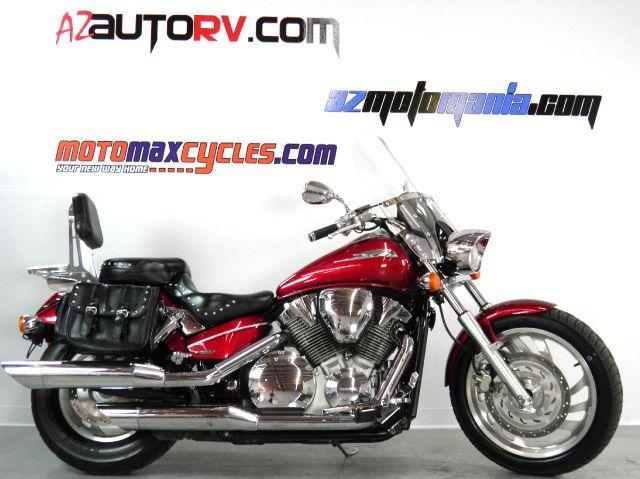 2005 Honda VTX1300C Unknown