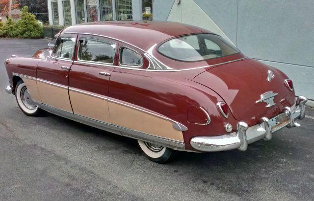 1951 Hudson SEDAN