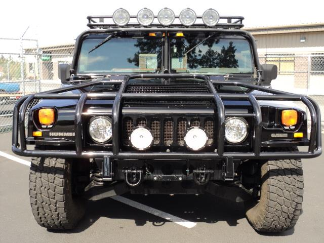 2002 Hummer H1 ML63 AMG Sport Utility 4D