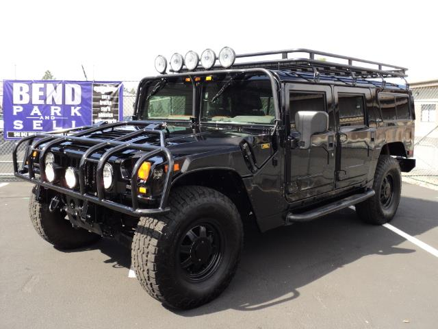 2002 Hummer H1 ML63 AMG Sport Utility 4D