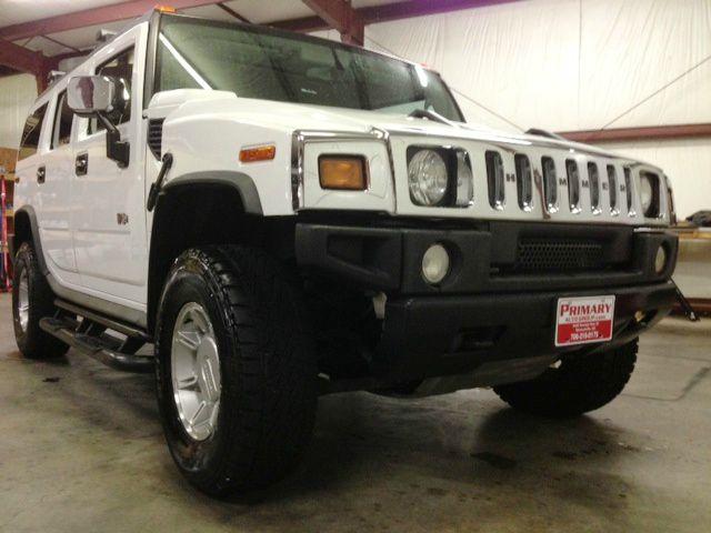 2003 Hummer H2 Scion XB