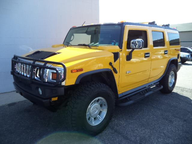 2003 Hummer H2 I TRY 172 MO. 34 MPG