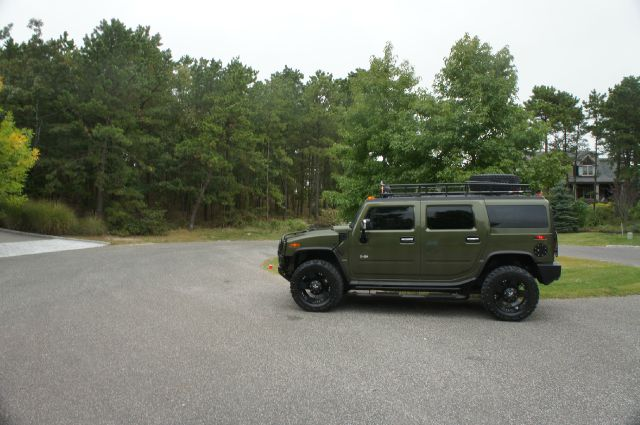 2003 Hummer H2 Coupe