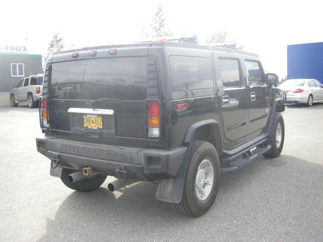 2003 Hummer H2 SLT 4WD 15