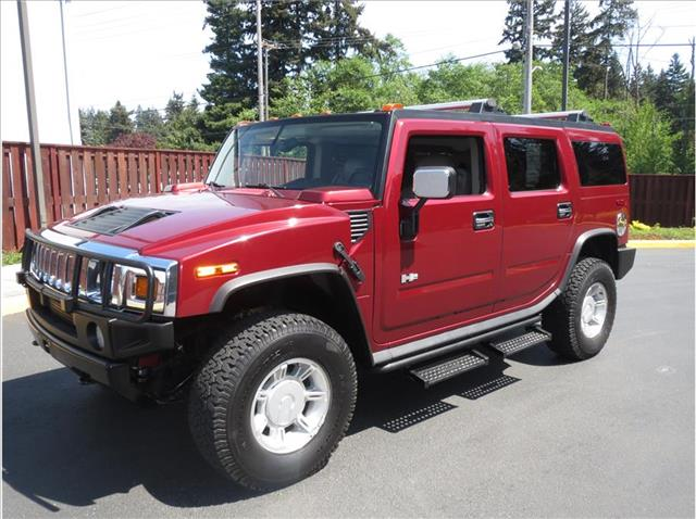 2003 Hummer H2 2 Dr SC2 Coupe