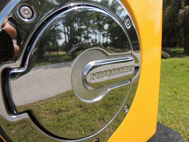 2003 Hummer H2 Unknown