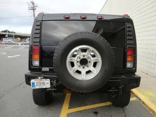 2004 Hummer H2 4dr Sdn Auto Base
