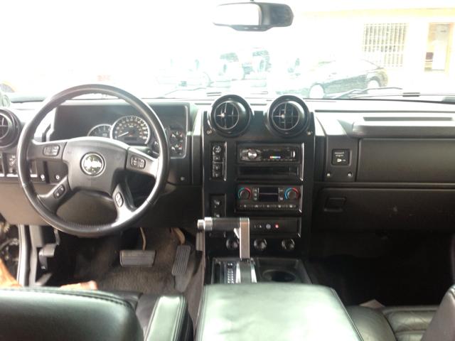 2005 Hummer H2 Wagon SE
