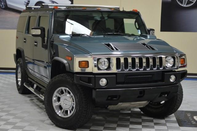 2006 Hummer H2 Wolfsburg Manual