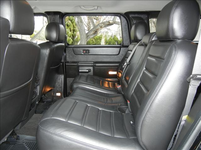 2007 Hummer H2 Coupe