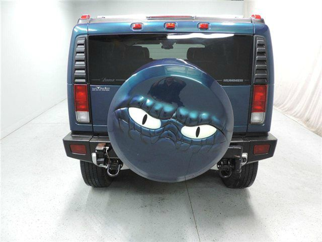 2008 Hummer H2 Coupe