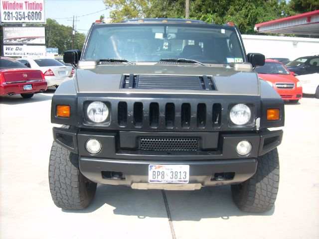 2005 Hummer H2 SUT Coupe