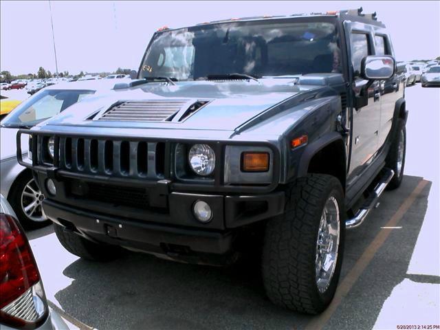 2005 Hummer H2 SUT Sport V-8
