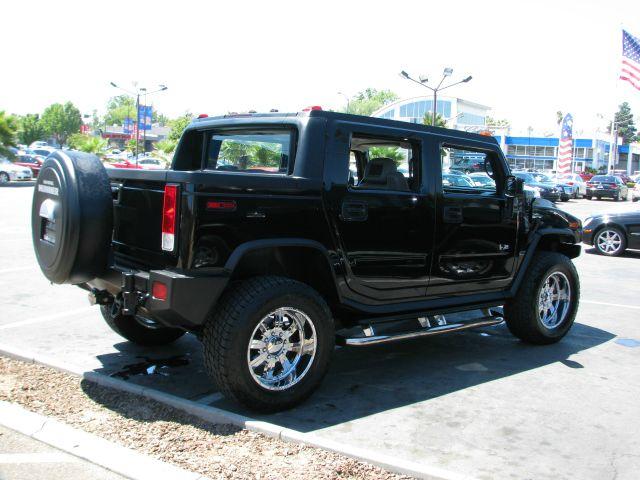 2006 Hummer H2 SUT Sport V-8