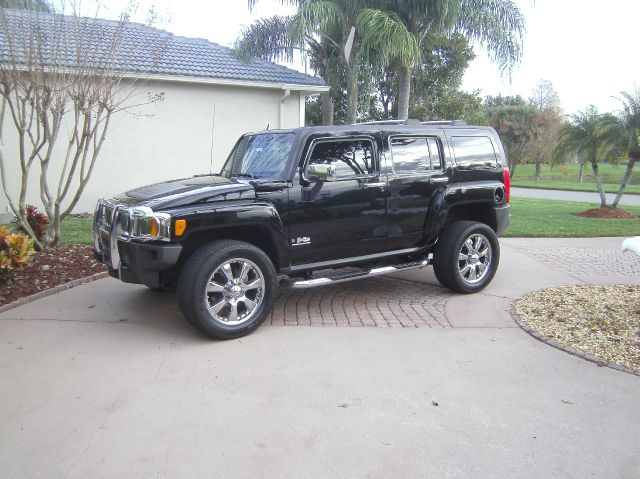 2006 Hummer H3 Coupe