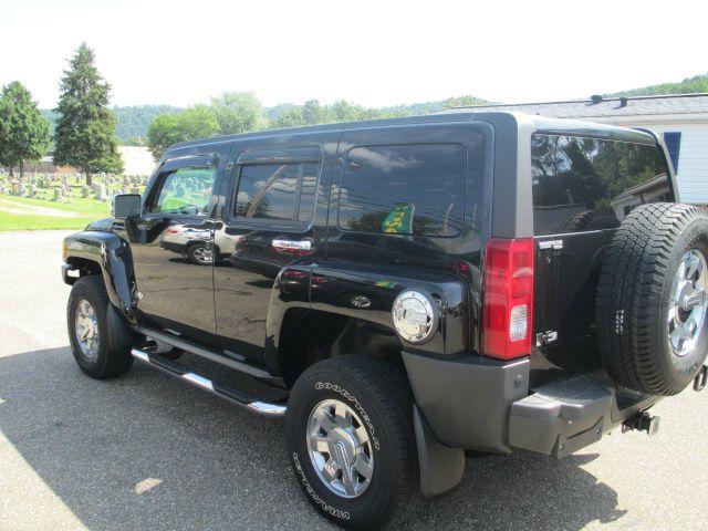 2007 Hummer H3 Elk Conversion Van