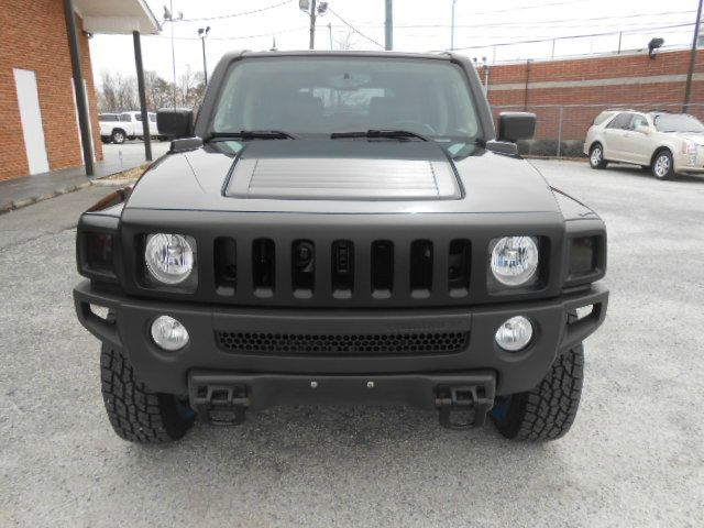 2007 Hummer H3 Coupe