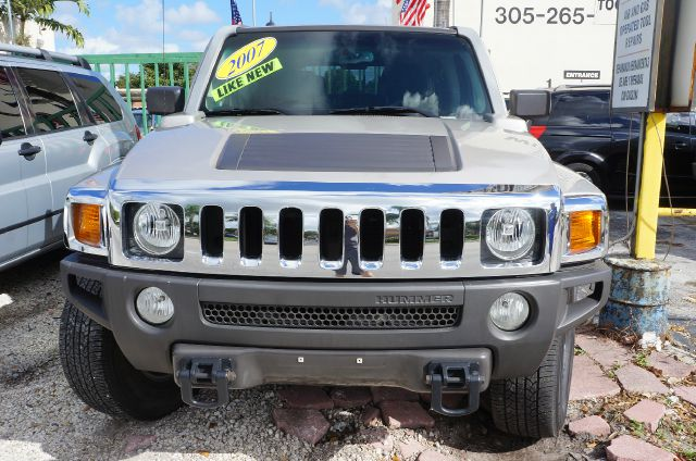2007 Hummer H3 4WD 4dr 4x4 SUV