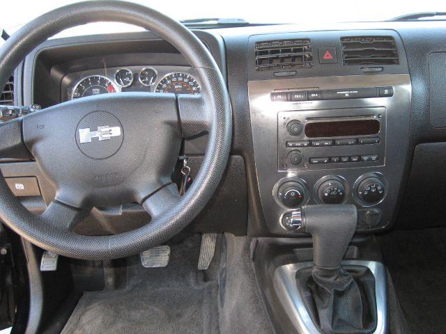 2008 Hummer H3 Base