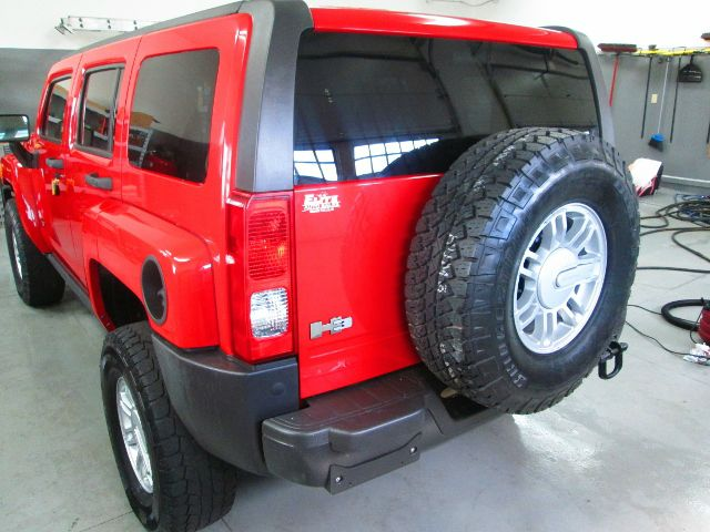 2008 Hummer H3 4WD 4dr 4x4 SUV