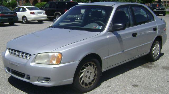 2001 hyundai accent manual transmission